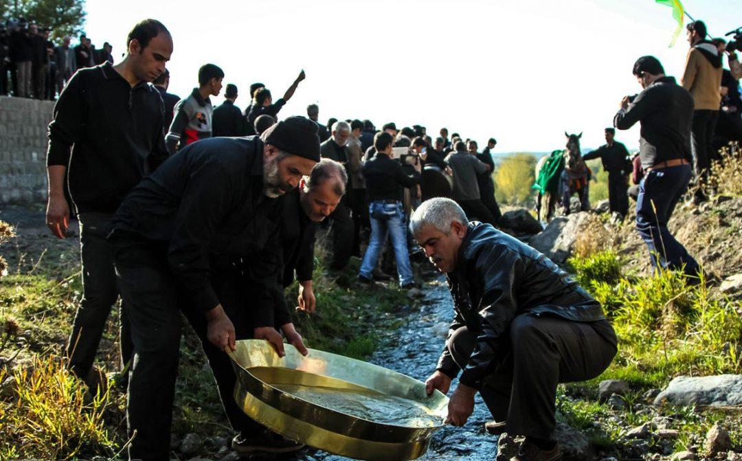 رسم و رسومات ماه محرم در ایران