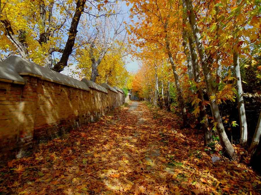 جاهای دیدنی ایران در پاییز کجاست؟