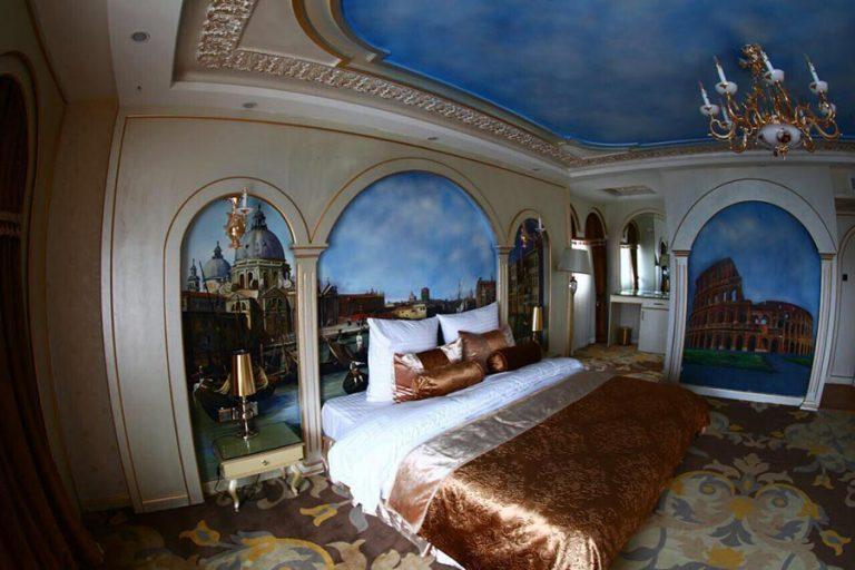 هتل ۵ ستاره الماس ۲
