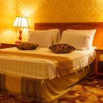 اتاقی در یکی از بهترین هتل های کیش