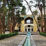 پرسه در باغهای زیبای تهران