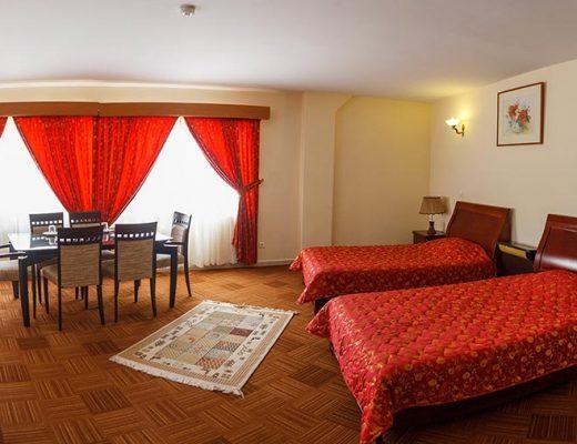 بهترین هتل ۳ستاره کیش