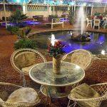 باغ رستوران بید سبز