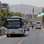حمل و نقل مشهد