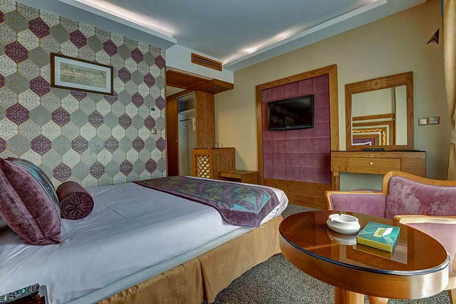 هتل های خیابان رودکی شیراز