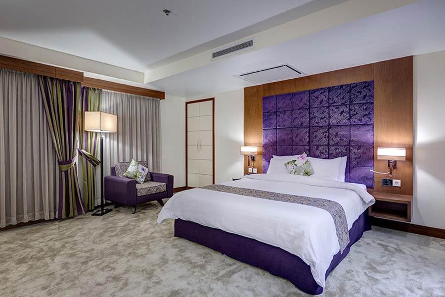 با هتل های خیابان شیرازی مشهد آشنا شوید