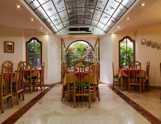 هتل در تهران با قیمت مناسب