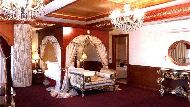 هتل های مجلل ایران