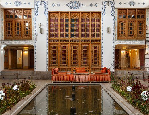هتل های سنتی اصفهان