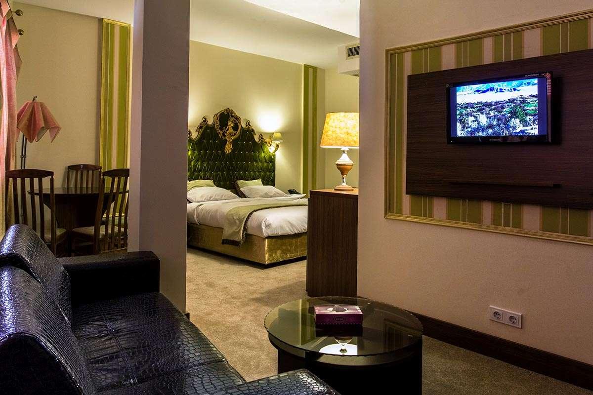 اتاق هتل مارلیک