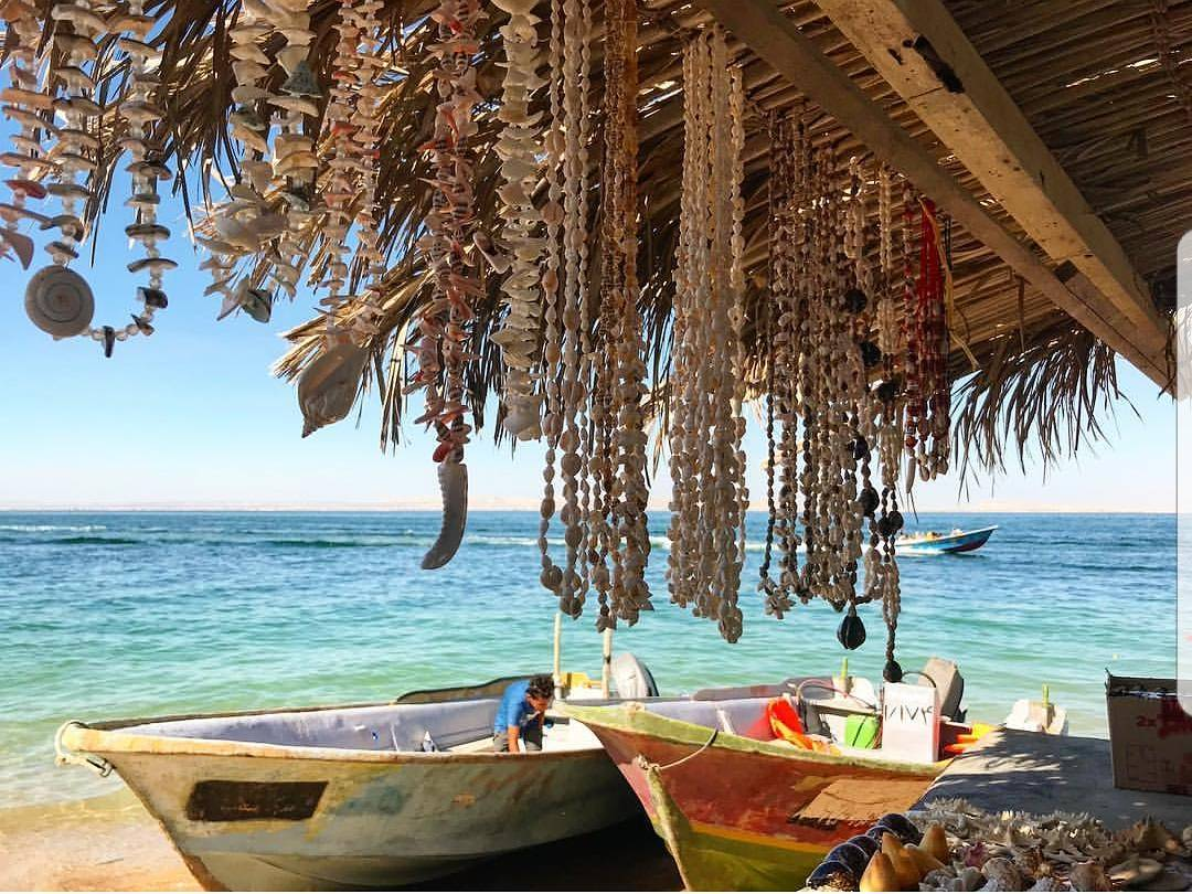 بازار جزیره هنگام