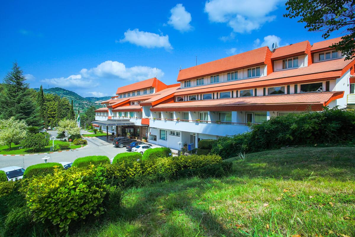 هتل سالارده ساری