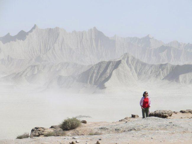 کوه های مریخی