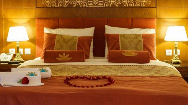 بهترین هتل برای ماه عسل در ایران