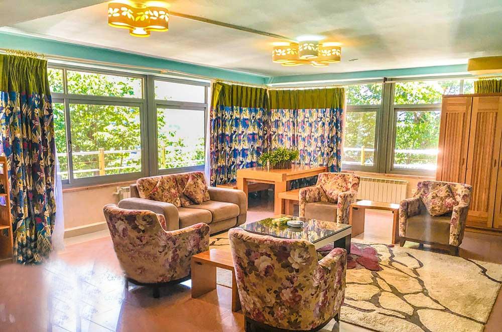سوئیت هتل بام سبز رامسر