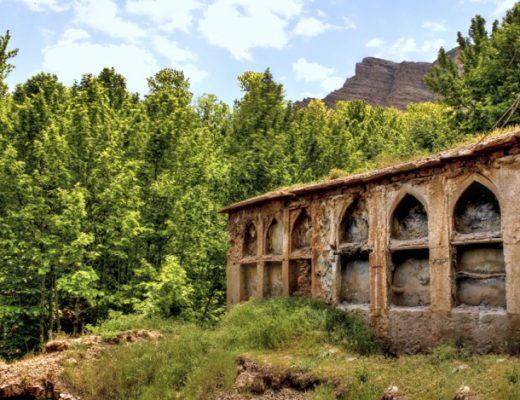 راهنمای سفر به قلات شیراز