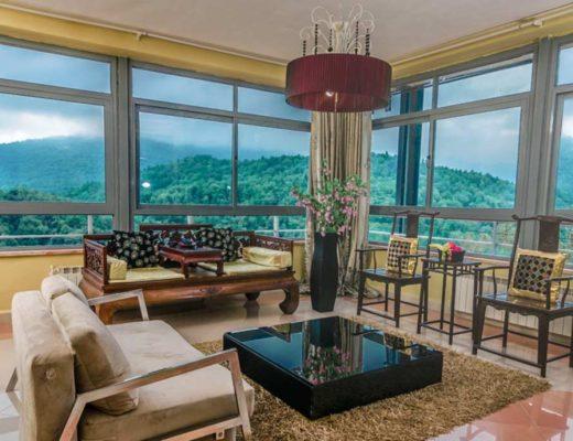 لیست هتل های رامسر