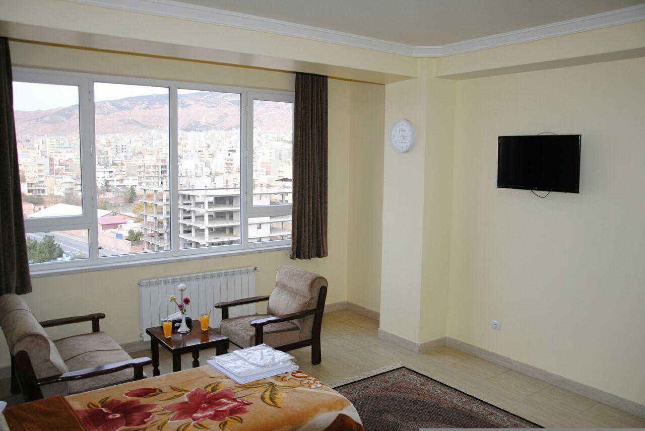 هتل آپارتمان استقبال