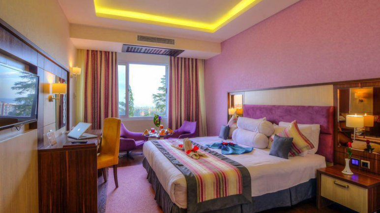 هتل پارسیان رامسر