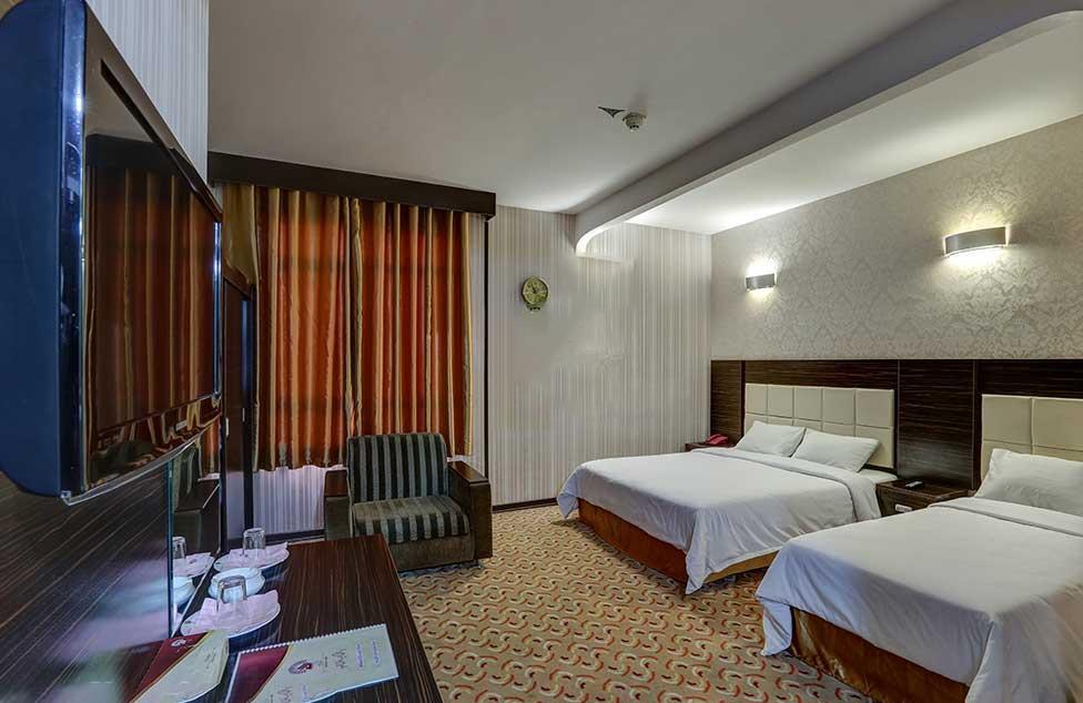 هتل کریمه قم