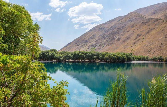 راهنمای سفر به دریاچه گهر | وبلاگ اسنپ تریپ