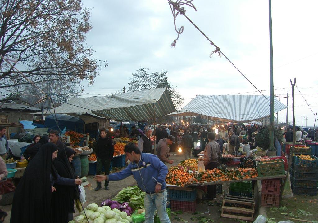شنبه بازار ماسال