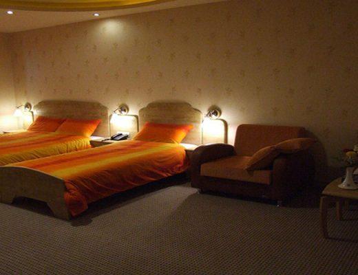 لیست هتل های اردبیل