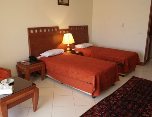 لیست هتل های زنجان