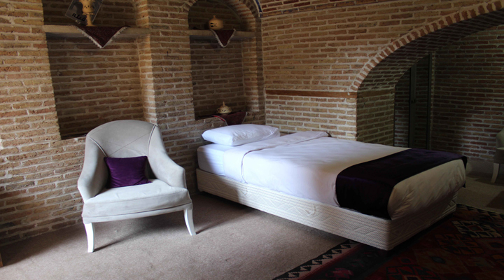 هتل بهروزی قزوین