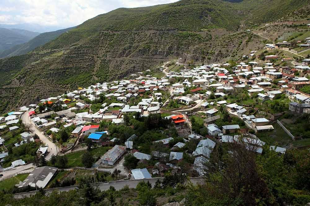 روستای آلاشت