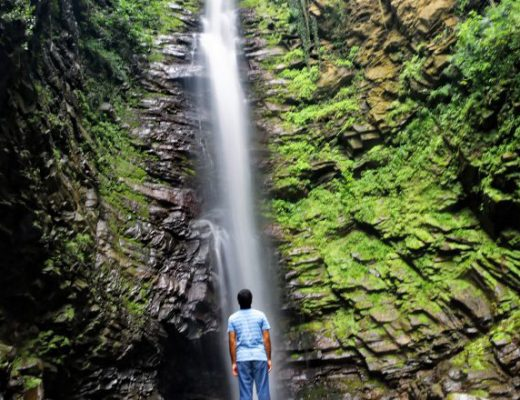 با آبشار گزو آشنا شوید