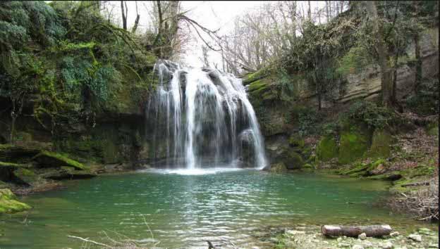 آبشار کیمون
