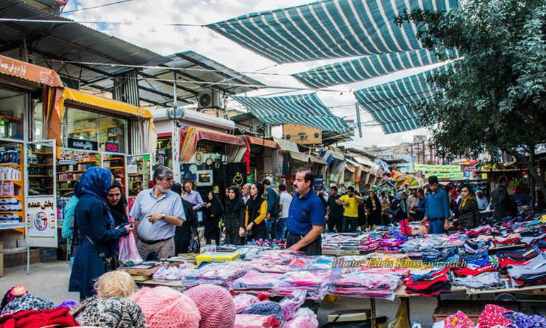 بازارچه-جوانرود