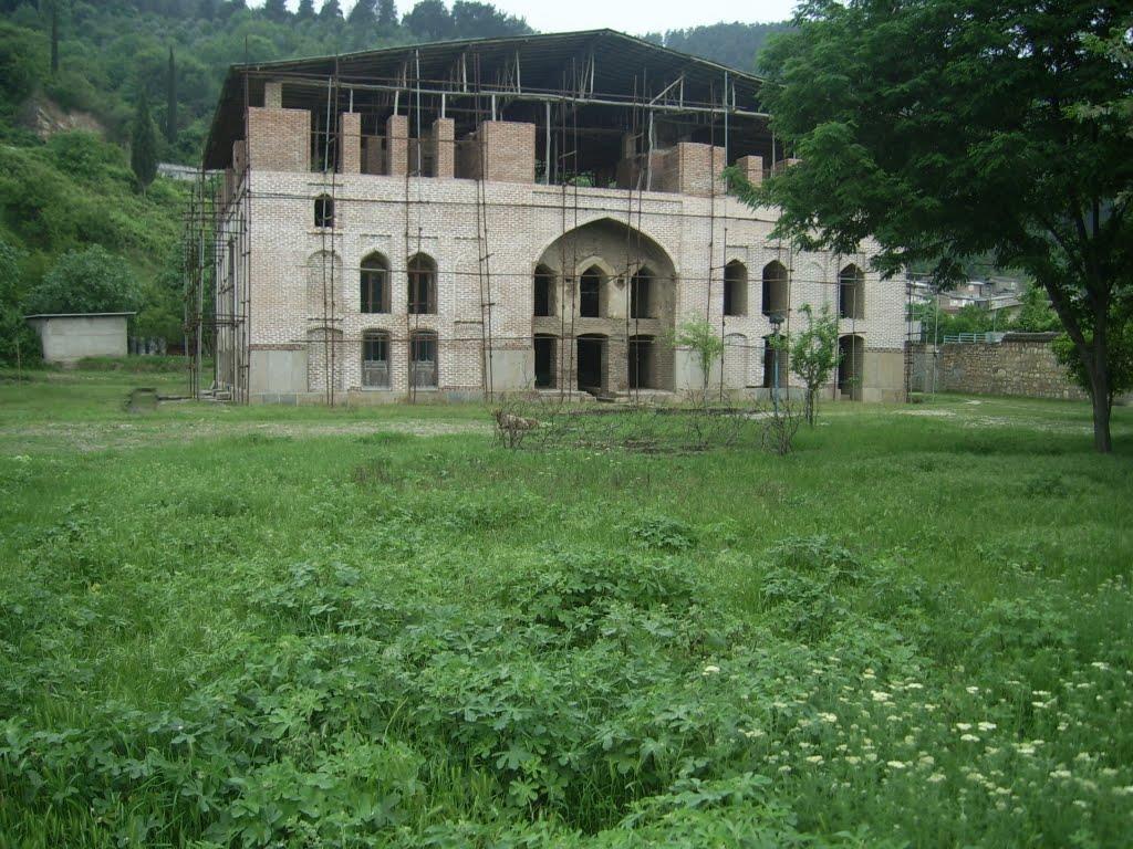 باغ چشمه عمارت