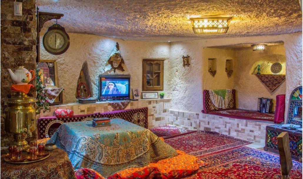 داخل خانه های روستای کندوان