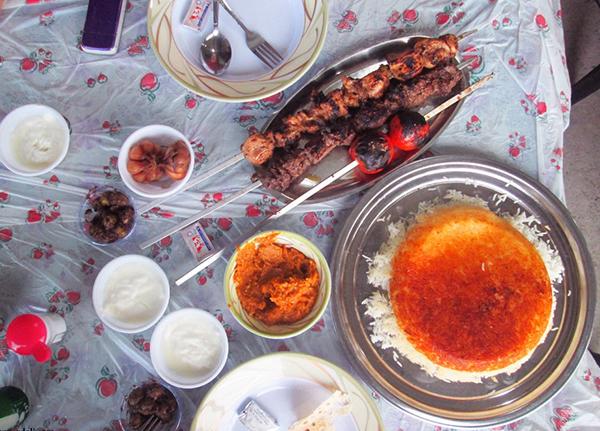 رستوران خاورخانم