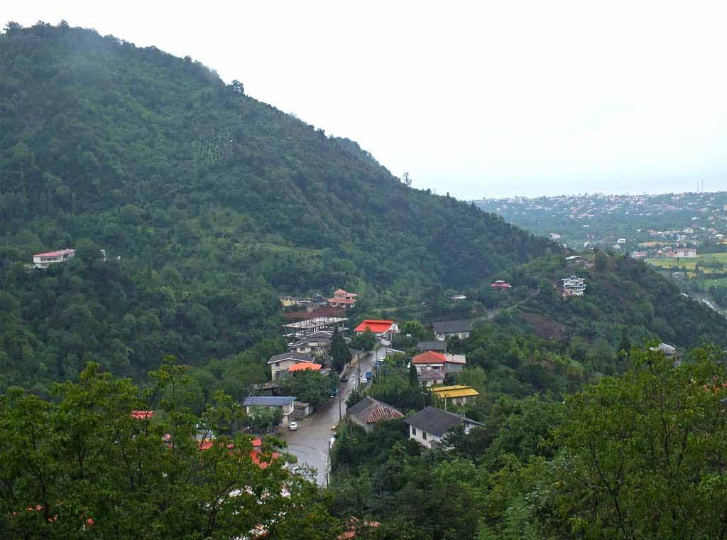 روستای سرولات
