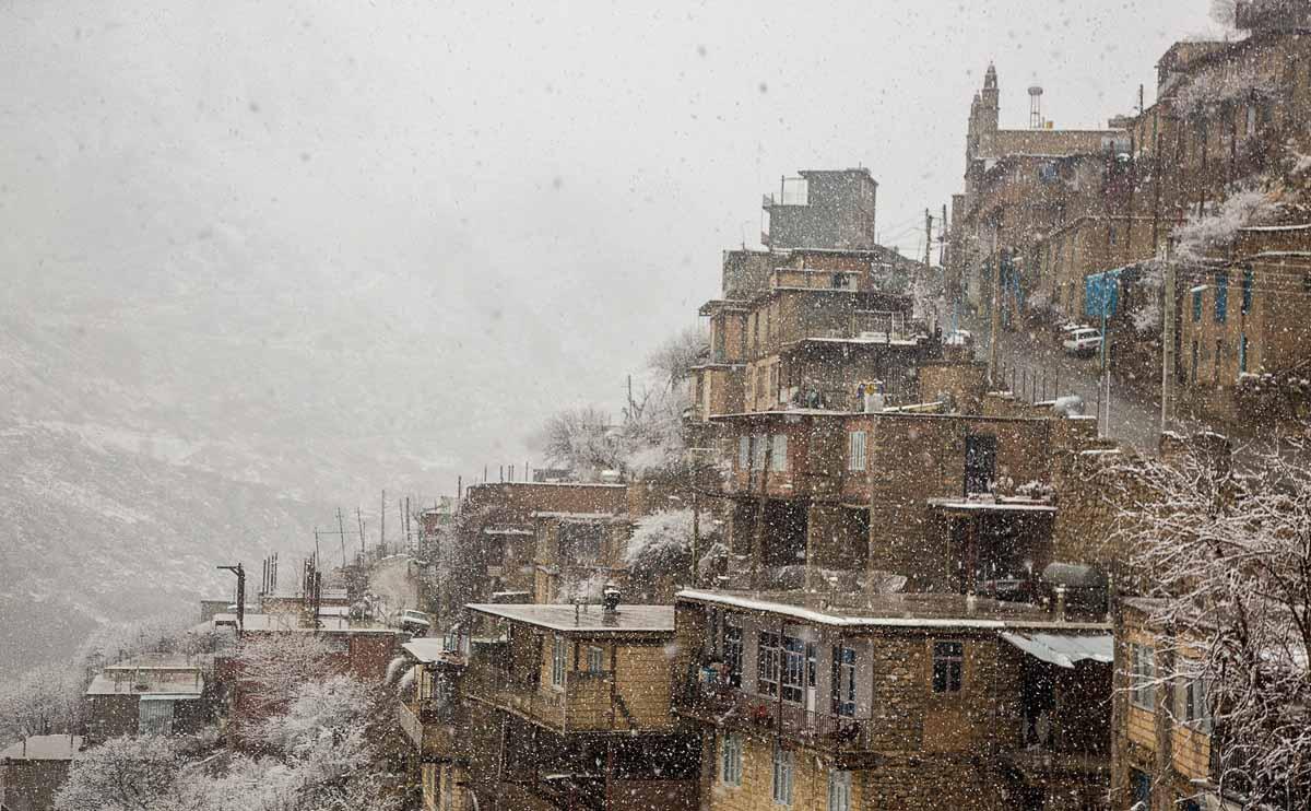 زمستان در هورامان