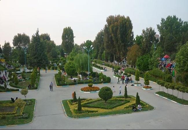پارک دهکده طلایی