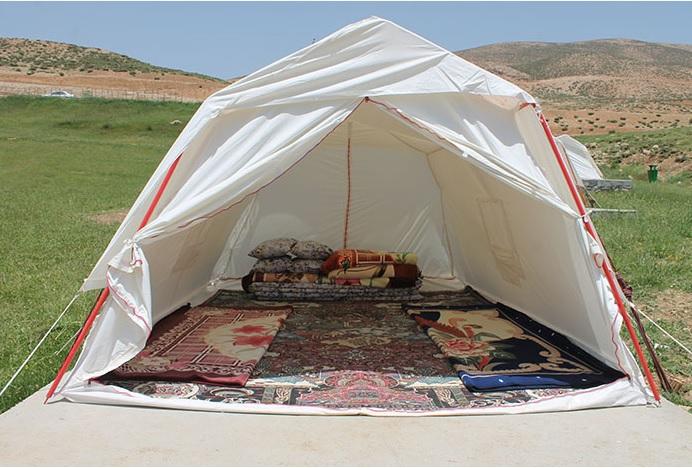کمپ عشایری کوهرنگ