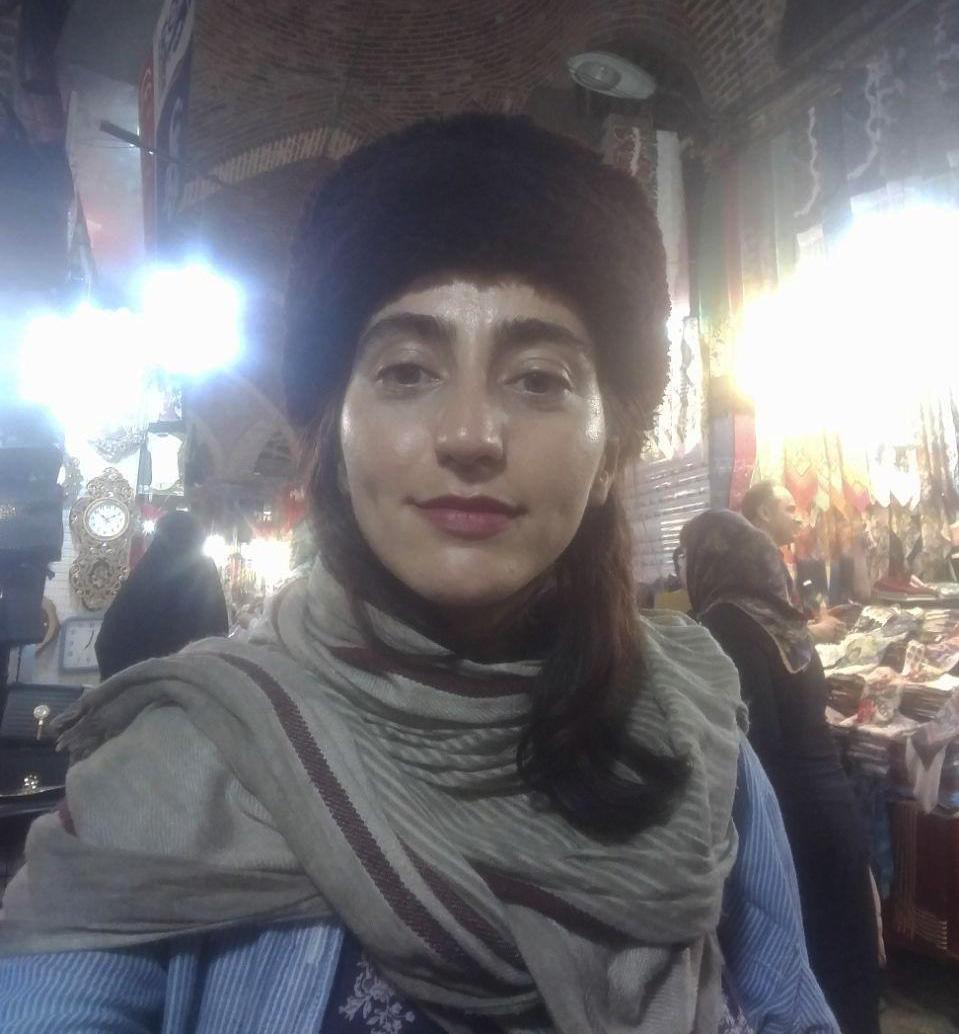 در بازار تبریز