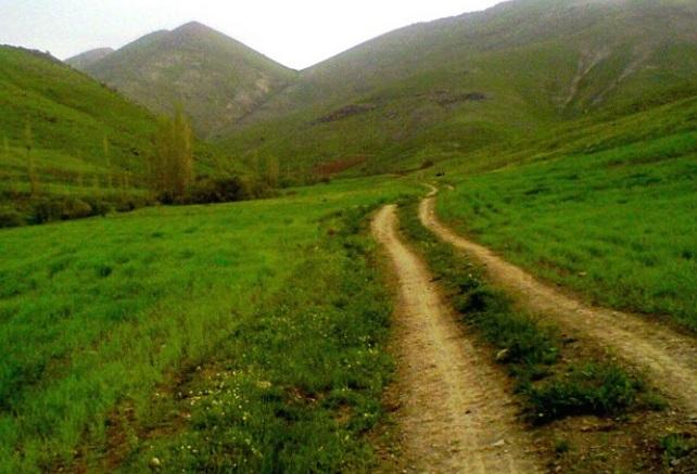 دشت سارال کردستان