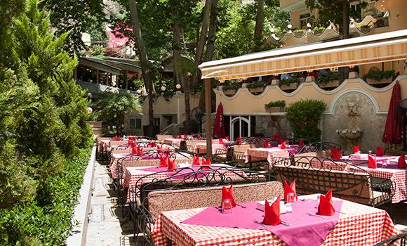 رستوران کوهپایه