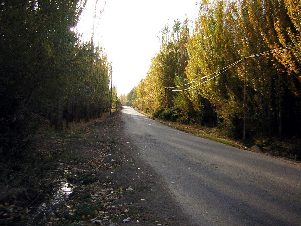 روستای دربند ازنا