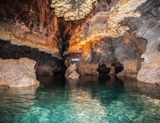 غار دانیال مازندران را بشناسید