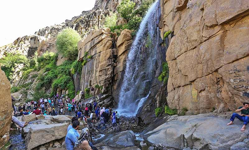 آبشار گنجنامه