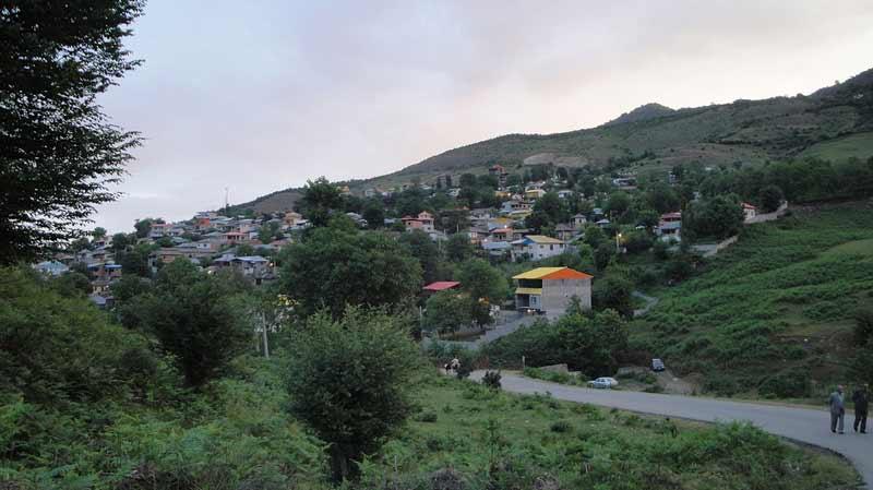 روستای سنگچال