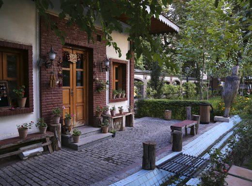 باغ موزه هنر ایرانی