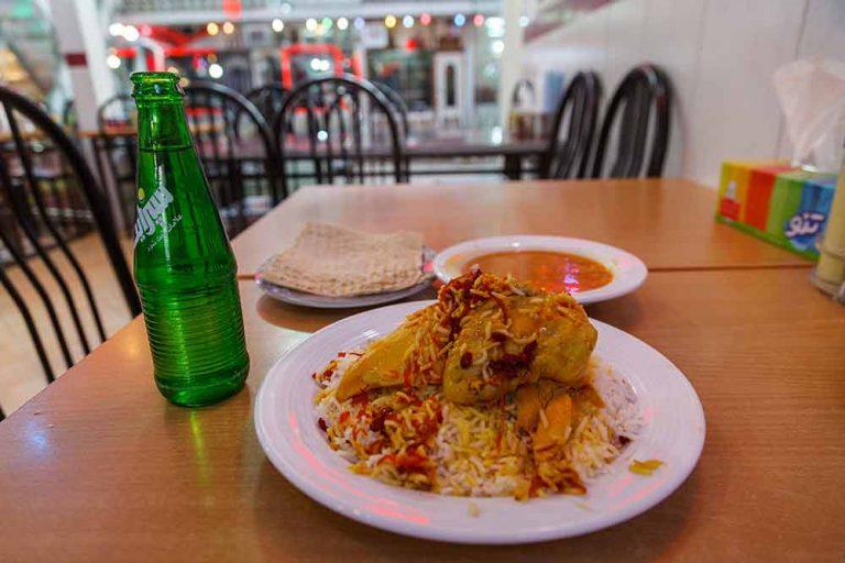 رستوران حاج مجید