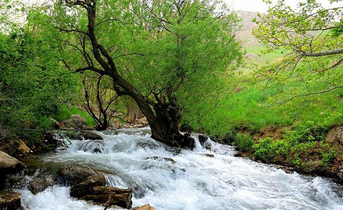 طبیعت همدان